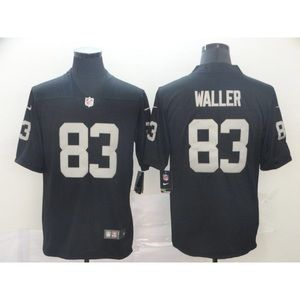 Oakland Raiders Darren Waller Black Jersey